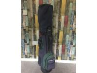 Large Memphis Golf Bag with free set of clubs