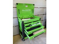 blue point tool cart trolly as sold by snap on