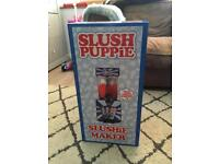 SLUSH PUPPIE Slushie Maker Machine NEW BNIB