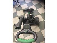 Stowamatic GXT 36 hole electric golf trolley