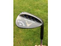Callaway Mack Daddy forged sand wedge nearly new