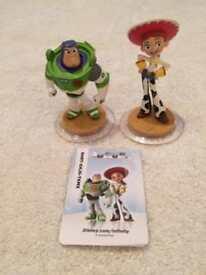Disney Infinity 1.0 Figures
