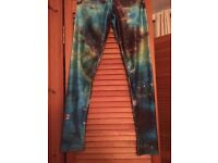 Small Galaxy Leggings