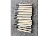 Miniature Carving Chisels