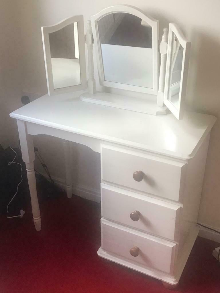 Wondrous Good Quality White Washed Solid Pine Bedroom Furniture In Southport Merseyside Gumtree Download Free Architecture Designs Rallybritishbridgeorg