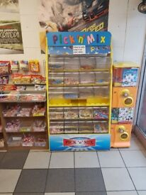 Picknmix sweet ideal for weddings or any special occasion. Great price at £150 ! Pick up only
