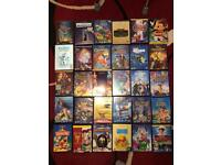 30 Disney DVD's for sale, all in vgc some sealed.