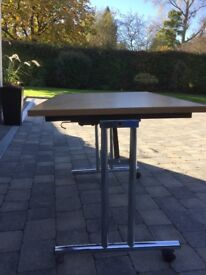 Fold Down Table