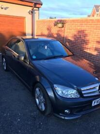 Mercedes Automatic C200 CD1 sport open to offers