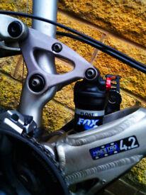 Giant Trance 3 Full Suspension Mountain Bike