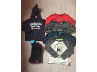 Boys Clothes Bundle - 18-24 months