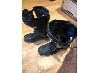 Alpinestars SMX plus motorcycle Boots