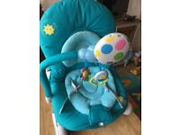 Chicco Balloon Bouncer (turquoise)