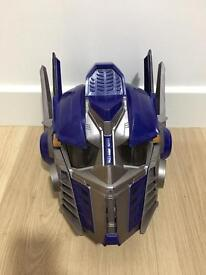 Transformers Voice Changing Mask