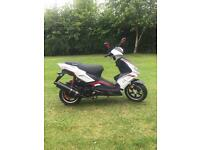 Lexmoto fmr 125 moped/scooter