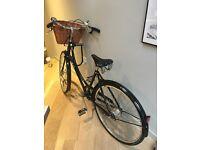 Pashley Little Black Bike