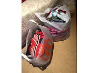 Car boot lot- 2 bags boys clothes , age betw 18 maths and 4 years, toy story, tigger logo