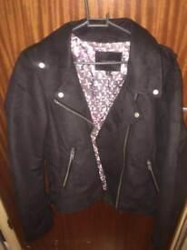 Andrew Marc Suede Jacket