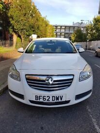 Vauxhall Insignia White Low Milage !