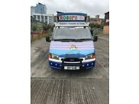 Ice Cream Van For Sale Ford Transit Whitby Morrison