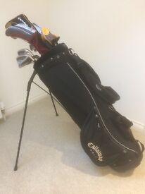 Full set golf clubs
