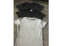 Tom Hilfiger and Adidas and Bundle of men's t shirts