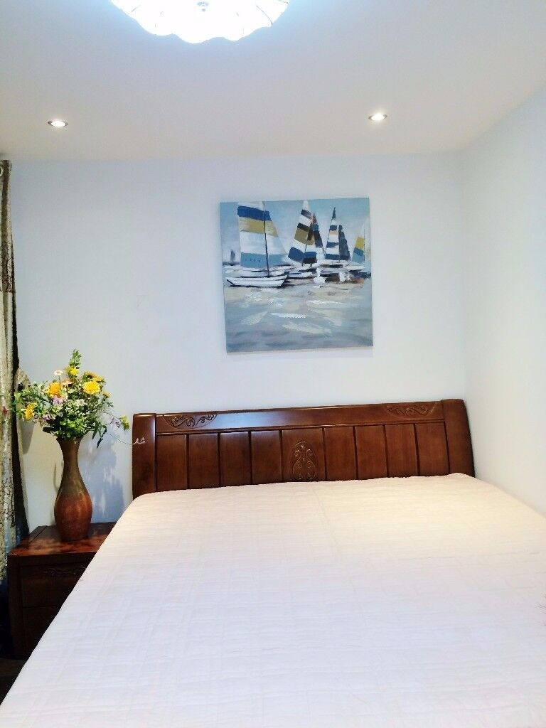 Double En-suite with Superking Size Bed and all bills inclusive