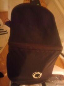 2 black hood for bugaboo donkey