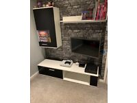 Tv and wall units