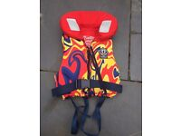 Crewsaver Childs Life Jacket - Euro 100 Size LC
