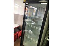 Used drinks fridge