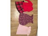 Girls bundle of Next clothes age 2-3 & 3-4