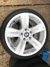 """18"""" BMW E92 front and rear set of wheel"""