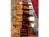Ms office books four MPUS exsms