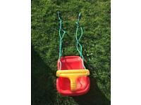 Plum baby swing seat