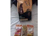 Rat food and treats