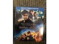 Harry Potter 9 film collection wizarding world Blu-ray digital download