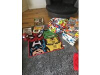 Marvel bedroom bundle