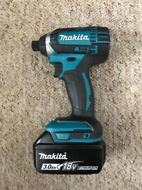 Makita dtd152 impact driver brand new