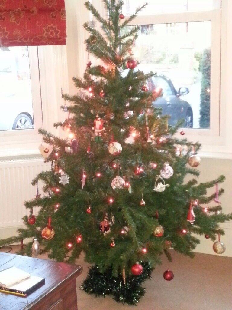6FT Mountain Pine artificial Christmas Tree
