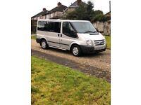 Ford, TRANSIT, MPV, 2012, Manual, 2198 (cc), 5 doors