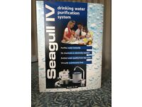 Seagull Mk IV Filtration System. Brand new in original packaging.