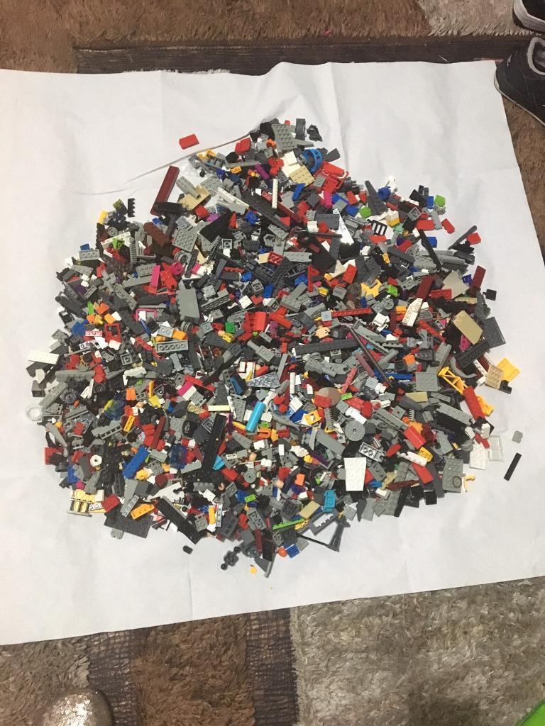 Large Lego bundle