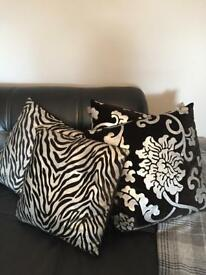4 mix and match cushions