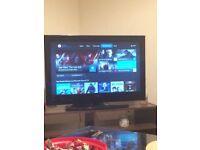 Hitachi HD tv no remote 32inch