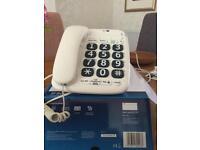 Phone - big button