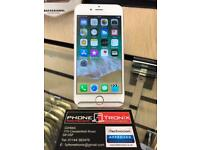iPHONE 6 16GB/02/GIFF GAFF/LYCA/•VISIT•THE•SHOP•