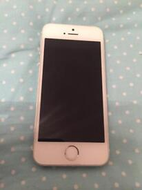 iPhone 5s 16gb on o2 network