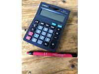 Accountant / Bookkeeper / Sage / Payroll / Management Accounts / VAT returns