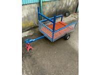 Garden / lawnmower/ quad / garden tractor trailer
